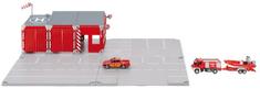 SIKU World: gasilska postaja, 16-delni set