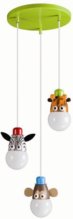 Philips Dziecięca lampa wisząca Zoo 40594/55/16