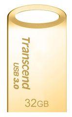 Transcend JetFlash 710 32GB, zlat