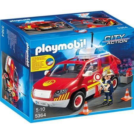 Playmobil 5364 Vatrogasni auto
