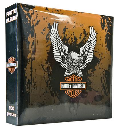 album za fotografije Harley Davidson (20195), 10 x 15 cm
