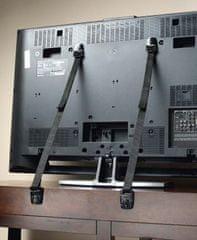 BabyDan TV pás proti pádu pre ploché televízie, new