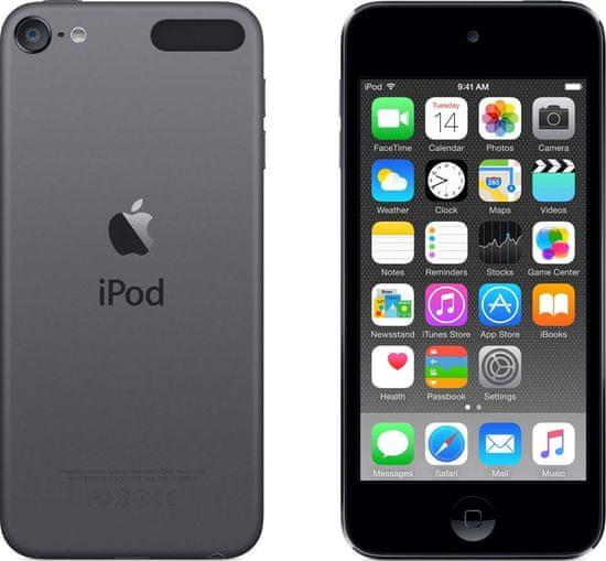 Apple iPod touch / 32GB, MKJ02HC/A, vesmírne šedá