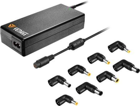 Yenkee Univerzális adapter 90 W teljesítményű notebook számára (YAU 90081)