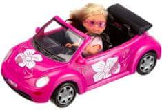 Simba Punčka Eva z avtomobilom New Beetle