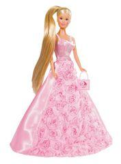 Simba punčka Gala Princess Steffi LOVE, svetlo roza