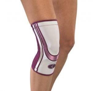 Mueller manšeta za koleno Life Care, vijolična, XL (50994)
