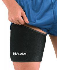 Mueller manšeta za stegno, neopren, univerzalna, črna (4491)