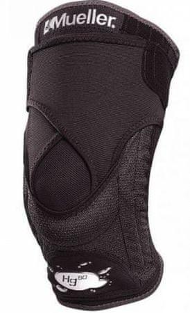 Mueller kolenska opornica Hg80, M, črna