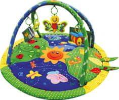 Sun Baby Hrací deka Krásná zahrádka