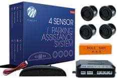 M-Tech senzori za parkiranje s digitalnim zaslonom