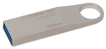 Kingston pendrive SE9 G2 32GB / USB 3.0 / Metal (DTSE9G2/32GB)