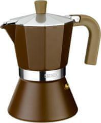 Monix Cream Indukciós Kotyogós Kávéfőző, 9 személyes