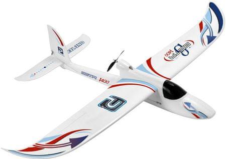 Pelikan letadlo BETA 1400 M1, RTF 4K, 2,4GHz