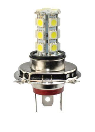M-Tech žarulja LED X44 H4 18xSMD5050, bijela