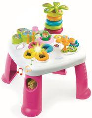Cotoons večnamenska igralna miza, roza