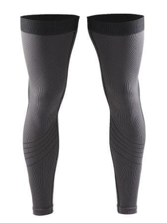 Craft nogavčki Leg Warmer 3D, črni, XS/S