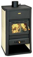Prity peć na drva S3 W17, za etažno grijanje