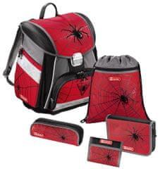 Step by Step Zestaw szkolny z motywem pająka