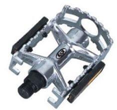 Xplorer pedala za MTB bicikle, srebrna