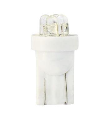 M-Tech žarnica L012 - W5W 4xLED 3mm, bela