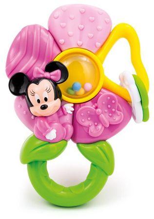 Clementoni Gryzaczek - Kwiatek Myszka Minnie