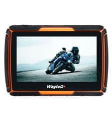 Wayteq GPS navigacija za motoriste xRIDER