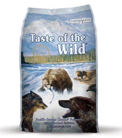 Taste of the Wild hrana za pse Pacific Stream, 13kg