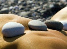 Allegria masáž lávovými kameny Brno