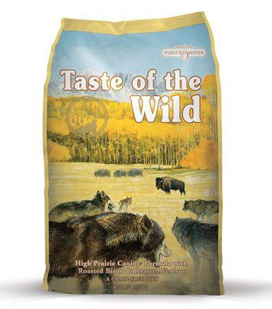 Taste of the Wild hrana za pse High Prairie, 2 kg