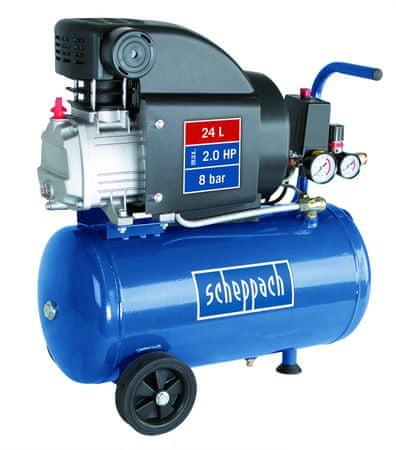 Scheppach kompresor olejowy HC 25 (5906115901)