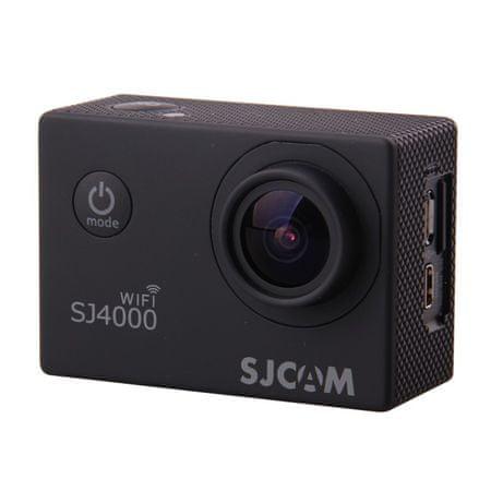 SJCAM športna kamera SJ4000 WiFi, črna