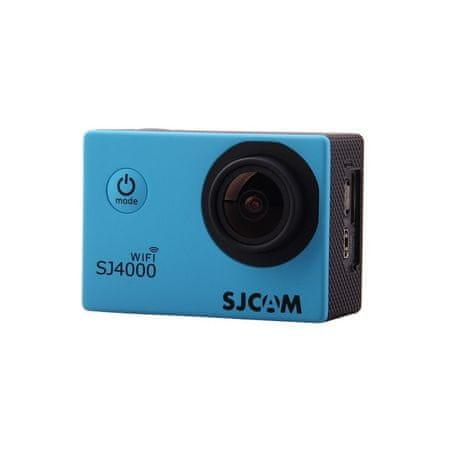 SJCAM športna kamera SJ4000 WiFi, srebrna