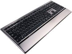 Canyon stylová ultratenká, multimediální klávesnice CZ (CNS-HKB4-CZ)