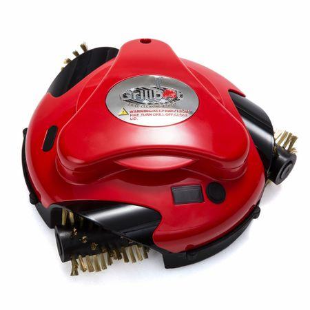 Grillbot GBU101 Grilltisztító, Piros
