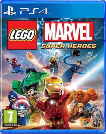 Warner Bros LEGO Marvel Super Heroes PS4