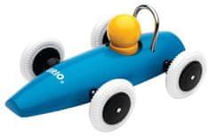 Brio Závodné autíčko, modrá