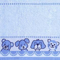 Greno Ręcznik dziecięcy Niedźwiadek 70x125 cm