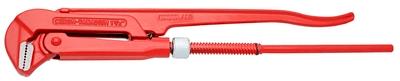 Unior kliješta za cijevi, ravna 90° - 480/6 (601482)