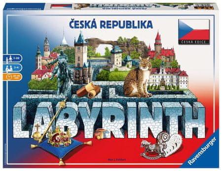 Ravensburger Labyrinth Csehország