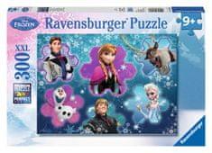 Ravensburger Ledové království 300 dílků XXL