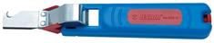 Unior nož za snemanje kabelskih plaščev, s kljukastim rezilom - 385H (610930)