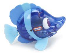 Little Tikes Svietiaca rybka - modrá