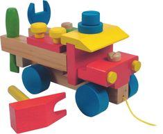Woody montažni avto