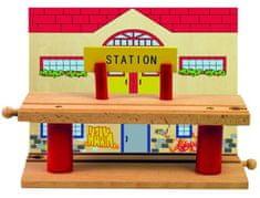 Woody železniška postaja
