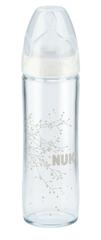 Nuk NEW CLASSIC Fľaša LOVE sklo 240 ml, SI, V1