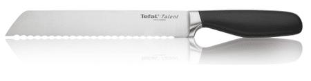 TEFAL Ingenio K0910414 kenyérvágó kés rozsdamentes acélból