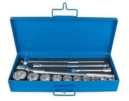 """Unior garnitura nasadnih ključeva 3/4"""" u metalnoj kutiji - 197MB2 (600954)"""