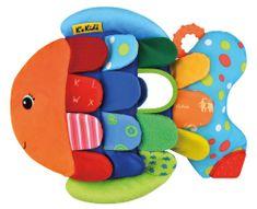 K´s Kids Pluszowa rybka Flippo - gra pamięciowa