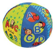K´s Kids govoreča mehka žoga 2v1